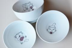 Bols funny cat - modèles 3-4-5
